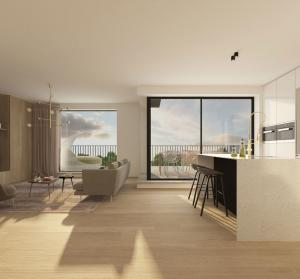 Patersbos Westerlo appartementen woning nieuwbouw te koop raampartij